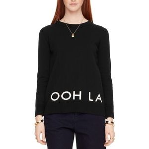 Kate Spade 'Ooh La La' Sweater